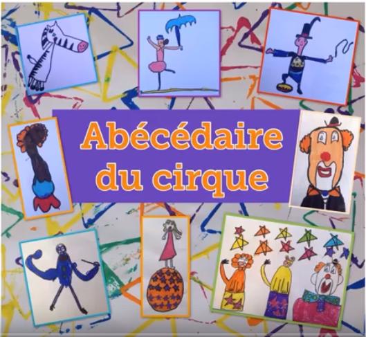 Circonscription De Champigny 1 Abecedaire Numerique Sur Le Cirque Gs Ecole Joliot Curie